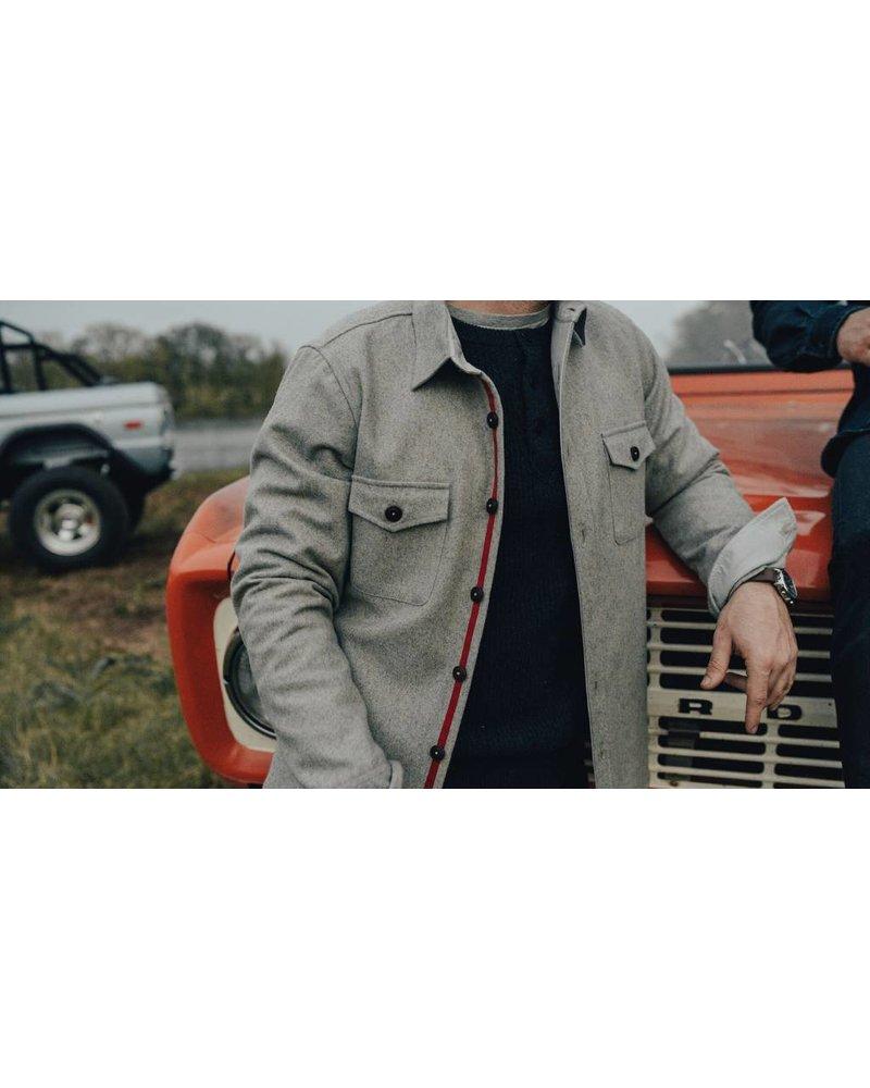 The Normal Brand Senior Wool Shirt Jacket