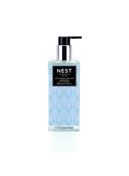 NEST Fragrances Ocean Mist and Sea Salt Liquid Soap 10 fl. oz.