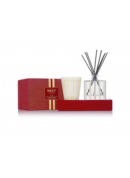 Classic Candle + Reed Diffuser - Holiday