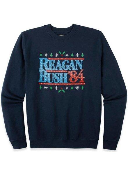 Rowdy Gentleman Reagan Bush'84 Hldy Crw