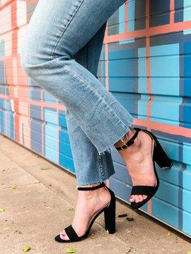 Glaze Lily Block Heel