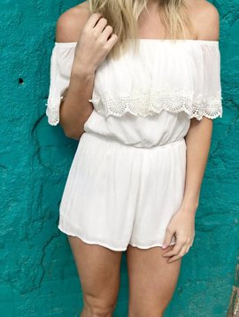 Sage the Label Dixie Romper