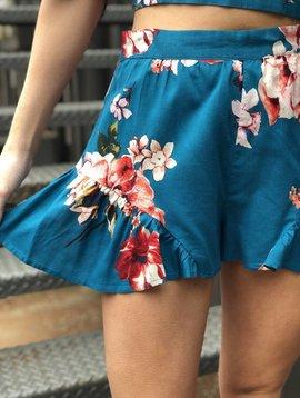 Bandit Brand Large Floral Short