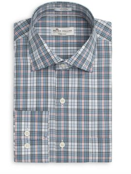 Peter Millar Crown Ease Bear Creek Plaid