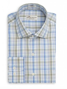 Peter Millar Crown Soft Waterway Plaid