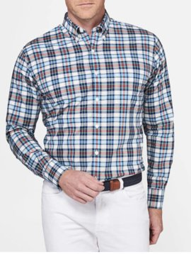 Peter Millar Crown Vintage Tartan