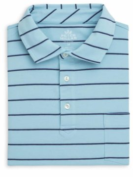 Peter Millar Knoll Seaside Stripe Polo