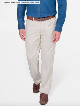 Peter Millar Soft Touch Twill Five Pocket