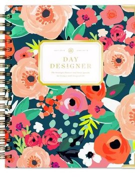 Day Designer July 2018 Day Designer Secret Garden