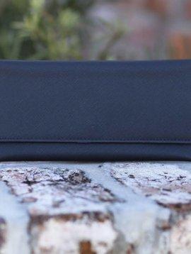 Caroline Hill Designs Morgan Foldover Wallet