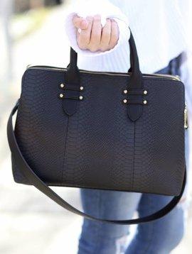 Caroline Hill Designs Milan Structured Bag