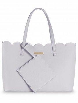 Katie Loxton Pretty Poppy Scallop Bag