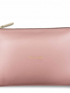 Katie Loxton Pretty In Pink PInk Perfect Pouch