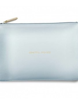 Katie Loxton Beautiful Dreamer Powder Blue Perfect Pouch