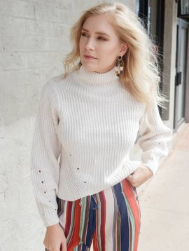 HyFve Della Turtleneck Sweater