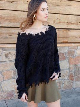 Buffalo Trading Co. Pop Top Sweater