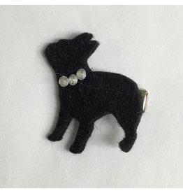 French Bulldog Clip