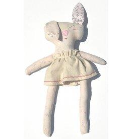 Pink Cozy Bunny