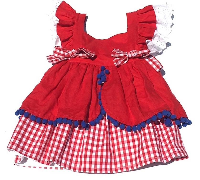 Creme Brulee Dress