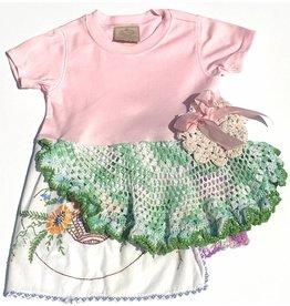 Matilda Tunic Pink s/s 12-18mos