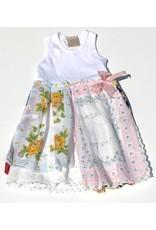 Sabrina Dress White Tank 18-24mos