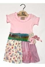 Regina Dress Pink s/s 6-12mos