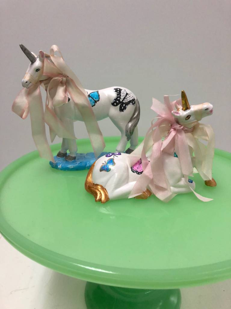 Ceramic Unicorn