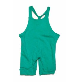 Green Jersey Romper