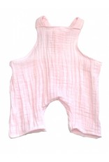 1 Color Gauze Romper