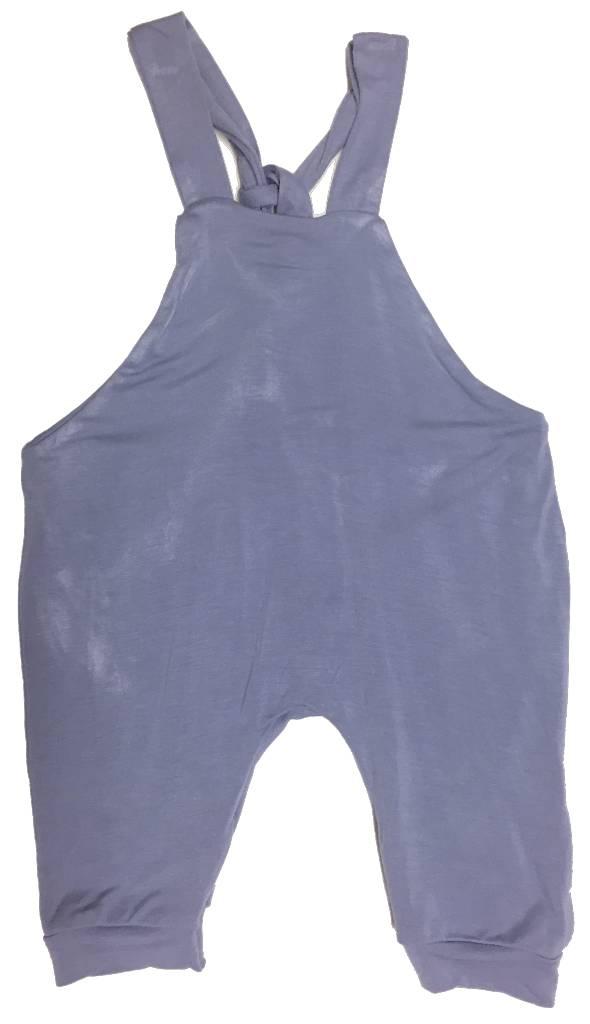Slate Blue Jersey Romper