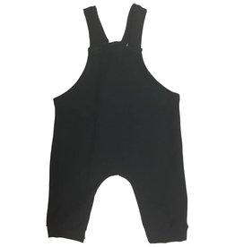 Black Jersey Romper