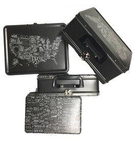 Large USA Lunchbox