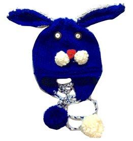 Bunny Knit Hat