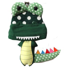 Crocodile Purse
