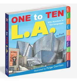One to Ten L.A. Book