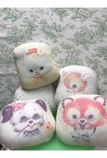 Retro Animal Pillow
