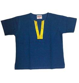 Gold Trim Shirt