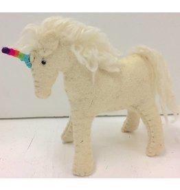 Rainbow Horn Unicorn