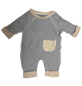 Little Prim Ollie Playsuit