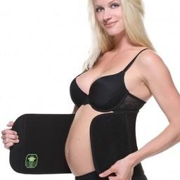 Belly Bandit Belly Bandit - Enveloppe pour le Ventre en Bambou/Bamboo Belly Wrap