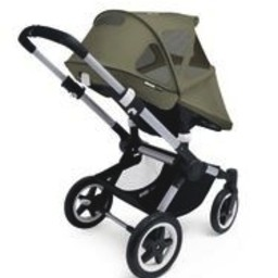 Bugaboo Bugaboo  Buffalo - Protection Solaire pour Poussette Buffalo/ Breezy Sun Canopy for Buffalo Stroller