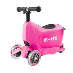 Kickboard Canada Trottinette Micro Mini2go/Micro Mini2go Kickboard, Rose/Pink