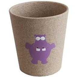 Jack&Jill *Verre de Salle de Bain Biodégradable Hippo/Biodegradable Rinse Cup Hippo