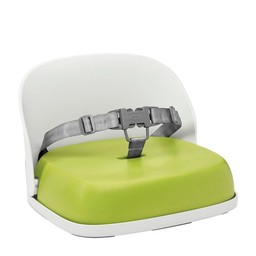 OXO OXO - Banc Rehausseur Perch avec Sangles/Perch Booster Seat with Straps, Vert/Green