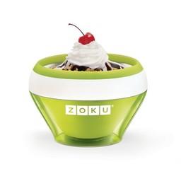 Zoku Zoku - Station pour Crème Glacée/Ice Cream Maker, Vert/Green