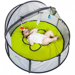 bblüv Lit de Voyage et Tente de Jeu Nidö de bblüv/bblüv Nidö Travel Bed and Play Tent