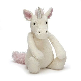 Jellycat Jellycat - Licorne Bashful/Bashful Unicorn, Très Grand/Huge