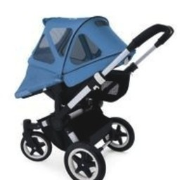 Bugaboo Bugabo Donkey1 - Protection Solaire/ Breezy Sun Canopy for Bugaboo Donkey Stroller