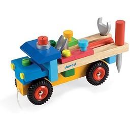 Janod Camion Bricolo de Janod/Janod Original DIY Truck