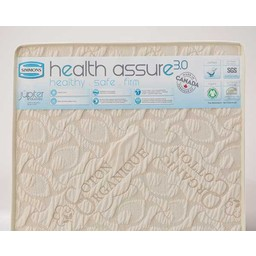 Jupiter Industries Matelas pour Lit de Bébé Health Assure de Jupiter/Jupiter Health Assure Crib Mattress